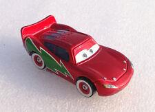 Mattel Disney Pixar Cars No.95 Lightning Mcqueen plating white clothes1:55 Loose