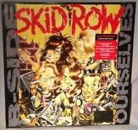 Skid Row B-Sides Ourselves New Vinyl Grey LP Sebastian Bach