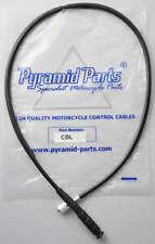 Pyramid Parts Speedo cable pour: Honda MTX80 83-86