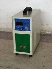 Latest 18KW High Frequency Induction Heater Furnace Heating Machine fast shippin