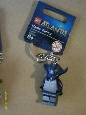 LEGO ATTLANTIS MANTA WARRIOR KEYCHAIN  2009