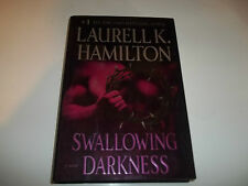 Swallowing Darkness by Laurell K. Hamilton HC new