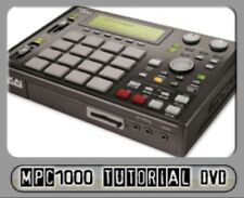 Akai MPC1000 Instructional DVD ( MPC1000 Tutorial )