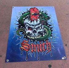 Skateboard skull snake deck eye complete  81