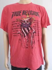 true religion t shirt xxl  4th of july, independence day, U.S.A.flag, NEW