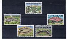 Santo Tome y Principe Deportes Olimpiada moscú año 1980 (CP-573)