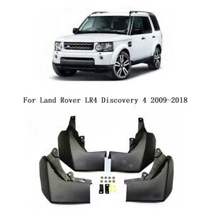 Genuine OEM Set Splash Guards Mud Flaps For Land Rover LR4 Discovery 4 2009-2018