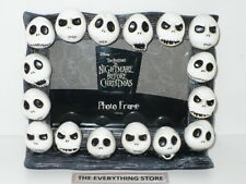 THE NIGHTMARE BEFORE CHRISTMAS JACK MULTI HEAD PICTURE FRAME NEW FREE USA SHIP
