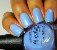 "Nicole by OPI Nail Polish "" NOTHING KIM-PARES TO BLUE  "" New/Full Size & VHTF!"