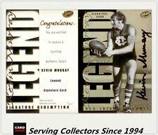 1998 Select AFL Series Draft Pick Signature Card Sc9 Joel McKay (geelong)