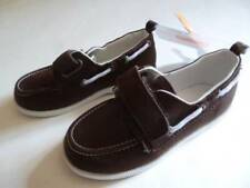Gymboree Spring Dressy Collection Brown Deck Shoes Toddler Size 4 5 6 8  NEW