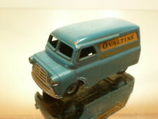 DINKY TOYS 481 BEDFORD OVALTINE BISCUITS - BLUE 1:43? - GOOD CONDITION