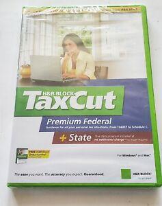 H And R Block Tax Cut DVD 2006