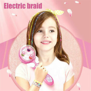 Automatic Hair Braider Styling Tool Smart Quick Easy DIY Electric Braid Machine