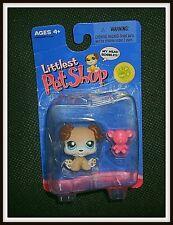 Littlest Pet Shop #143 Puppy Dog, 2007 Release, RETIRED ~ RARE ~ VHTF
