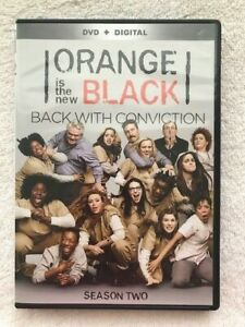 DVD Orange is the new Black Season 2: Back with Conviction