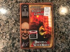 Dreams In The Witch House New Sealed Dvd! 2005 Horror! See Bride Of Re-Animator