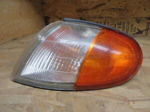 HYUNDAI ELANTRA 97 98 1997 998 CORNER LIGHT DRIVER LEFT LH OEM