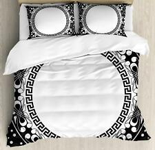Antique Duvet Cover Set Twin Queen King Sizes with Pillow Shams Bedding