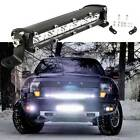 7'' 18W Cree 6LED Work Light Car Truck Boat Driving Fog Offroad SUV 4WD Bar IRTD