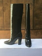 MARNI _ Long Boots  dark brown  size 6