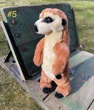 "Prairie Dog Stuffed Animal Conservation Collection Wildlife Artists 12"" Vtg 2000"