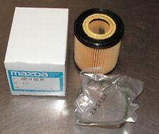 Mazdas 3 6 Atenzo CX7 MPV Oil Filter Part Number L321-14-302 9A Genuine Mazda