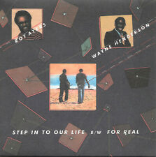 """ROY AYERS / WAYNE HENDERSON '' STEP IN TO OUR LIFE """" / """" FOR REAL """" NEW 7 SOUL"""