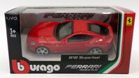 Burago 1/43 Scale Model Car 18-36000 - Ferrari 812 Superfast - Red