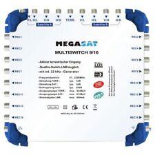 Megasat multi-interruptor 9/16 Interruptor múltiple ddseqc Distribuidor 2