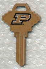 SC-1 PURDUE UNIVERSITY KEY BLANK GREAT GIFT