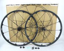 "NEW Crank Brothers Cobalt 3 Wheelset - Black - 27.5"" 15x100 142x12 135 $900 Ret."