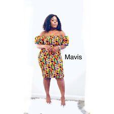GetGraceGift Queens Cute Puff Knee Dress Esther Mavis