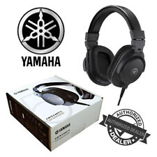 Yamaha HPH-MT5 Professional Studio Monitor Headphone (Black) 889025108393