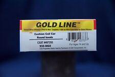 CSX CSXT 497293 Angled Hood Cushion Coil Car Walthers Gold 932-3822 HO