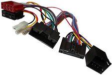 Câble Faisceau autoradio Mains Libres pour PARROT KML Ford Ranger Transit Custom
