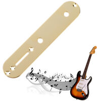 Quality Plated Control Plate Gold For Telecaster Tele Electric Guitar  TRFR