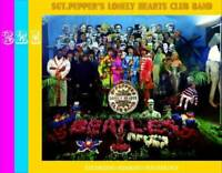 Beatles SGT. Pepper's Lonely Hearts Club Band Chronology Sessions CD 6 Discs Set