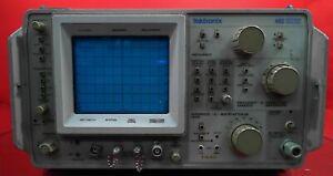 Tektronix 492 Spectrum Analyzer, 50kHz to 21GHz B041990