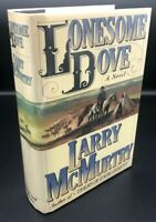 Lonesome Dove ~ Larry McMurtry ~ True First 1st/1st Edition ~1st State FINE/FINE