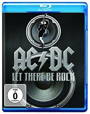 ACDC Let There Be Rock Neu+in Folie eingeschweißt 1xBlueray-Disc #L2