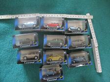 Modellbau > Auto-Autos, LKW & Busse-10 x Cararama-1;72,Lot Sammlung