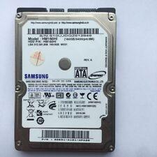 """Samsung HM160HI 160GB 5400RPM 2.5"""" SATA HDD 160 GB  Laptop Hard Drive"""