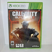 Call of Duty Black Ops III Microsoft Xbox 360 Video Game