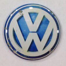 "VW Volkswagen Logo Vintage Style Fridge Magnet 2 1/4"""