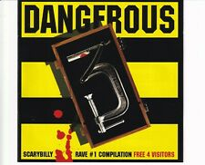 CD DANGEROUS 3scarybilly rave #1 compilationEX+  (B4926)