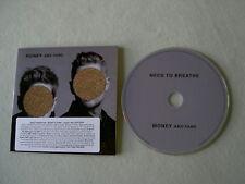 NEEDTOBREATHE Money And Fame promo CD single