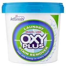 Astonish Oxy-Plus Multi-Use Super Concentrated Laundry Washing Stain Remover 1kg