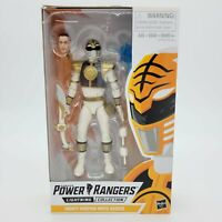 Power Rangers Lightning Collection MIGHTY MORPHIN WHITE RANGER Action Figure