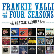Frankie Valli and the Four Seasons : The Classic Albums Box CD (2014) ***NEW***